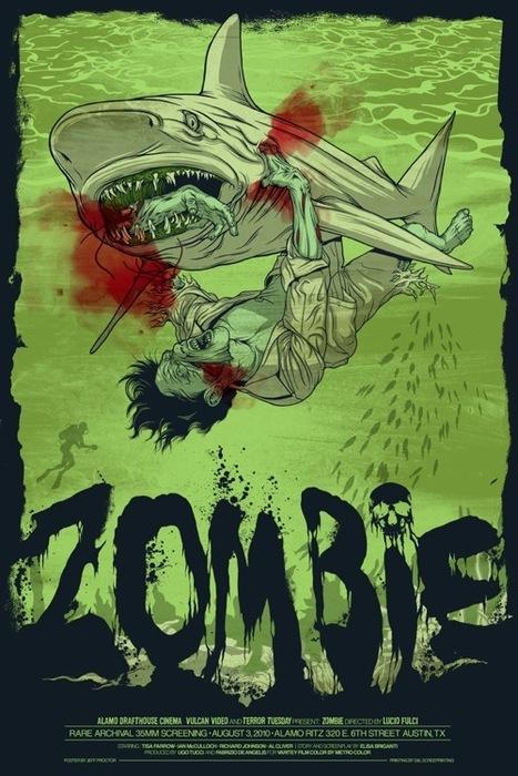 Zombie Shark Week