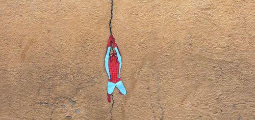 Spiderman on Crack