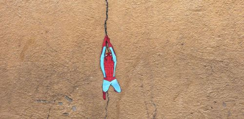 Spiderman on Crack