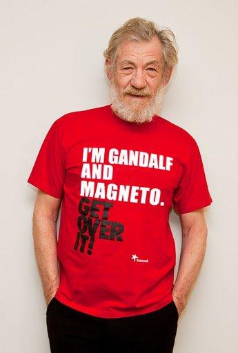 Gandalf & Magneto