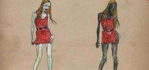 Zombies vs Supermodels