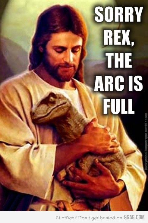 Sorry Rex, the arc is full.