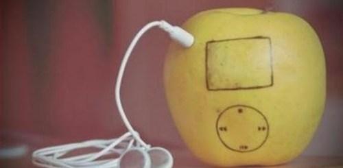 Apple iPod Fail