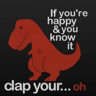 Sad Dinosaur