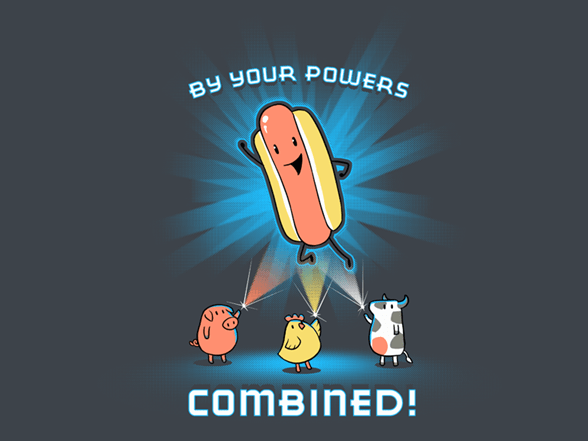 Super Hot Dog