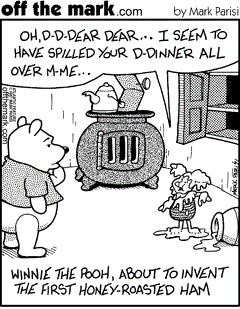 How Honey Roasted Ham Was Invented
