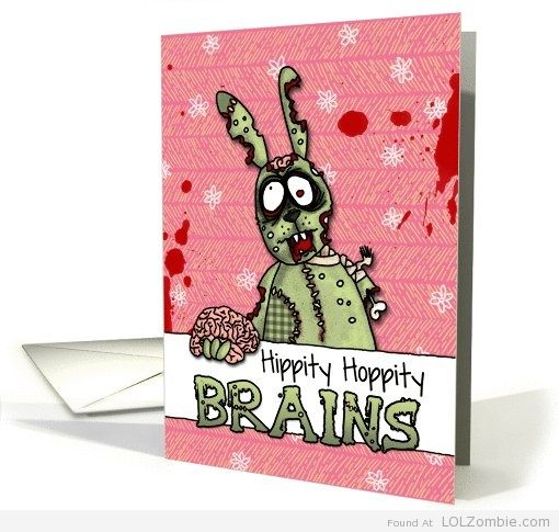 Hippity Hoppity Brains
