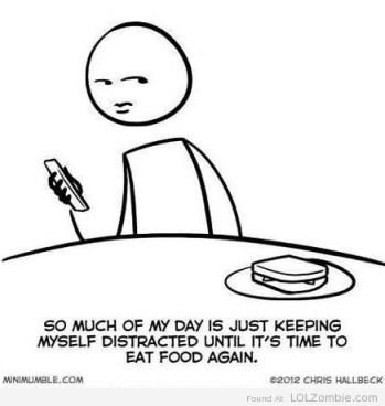 Food Distraction