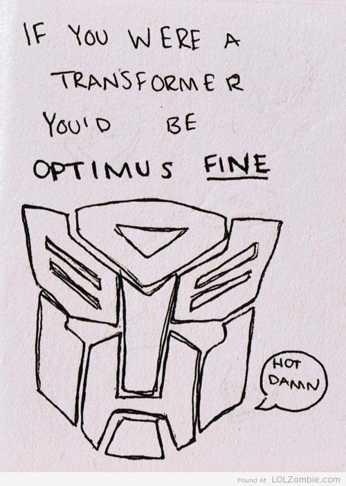 Optimus Fine