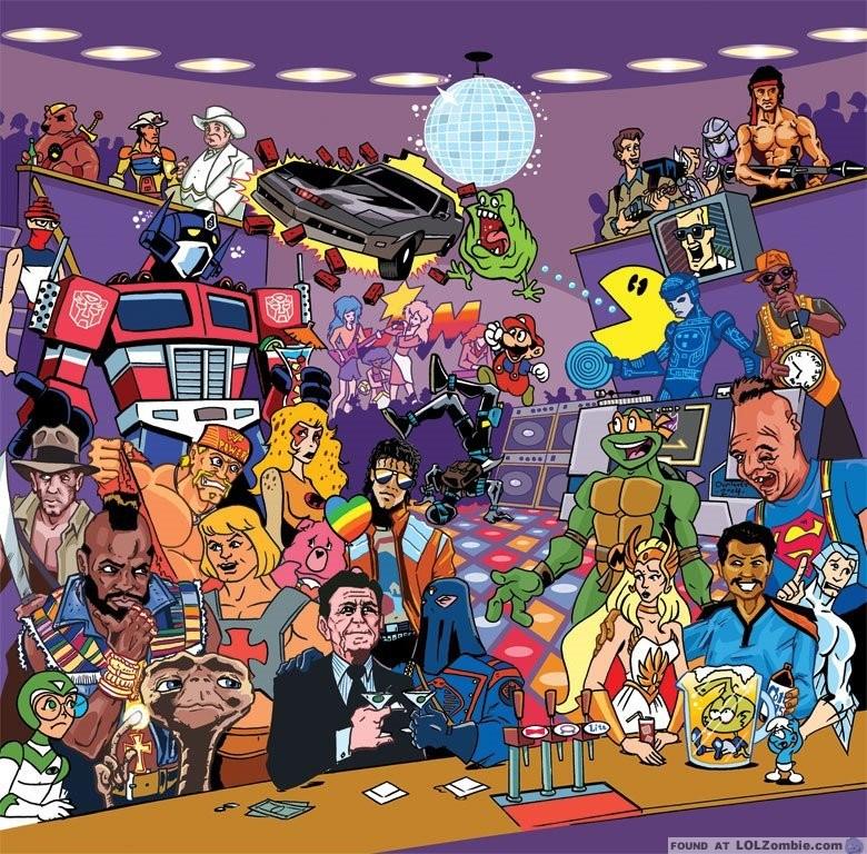 The Amazing 80s