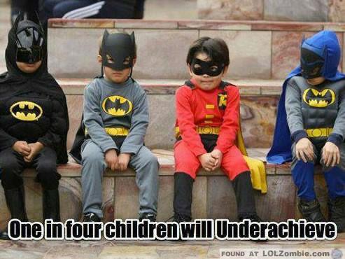Not Batman