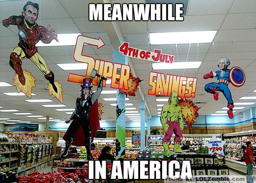 Super Hero Presidents