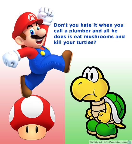Don't You Hate It When You Call A Plumber And All He Does