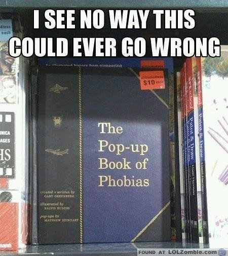 Phobias Book