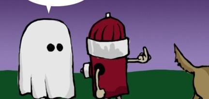 Fire Hydrant Costume