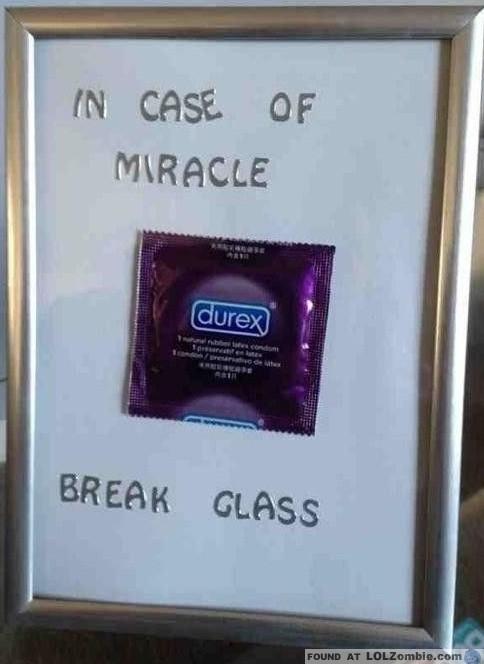emergency condom