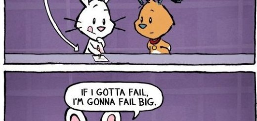 Fail Big This New Years