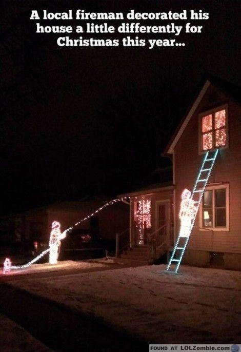 fireman lights
