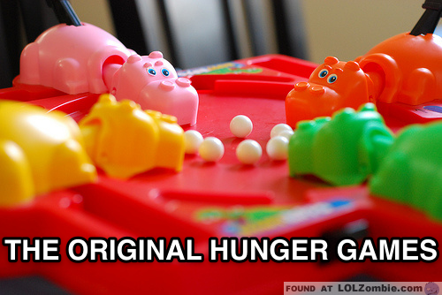 Hungry Hunger Games