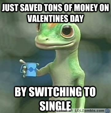 Geico Valentines Day Advice