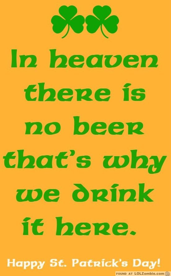 No Beer Heaven
