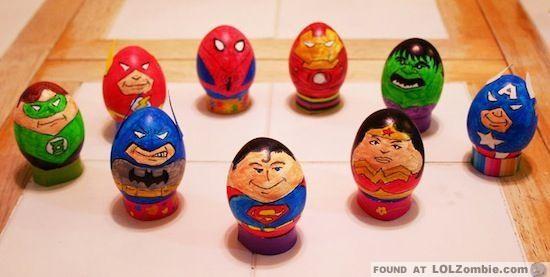 Super Easter Eggs