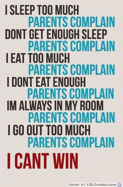 Parents Complain