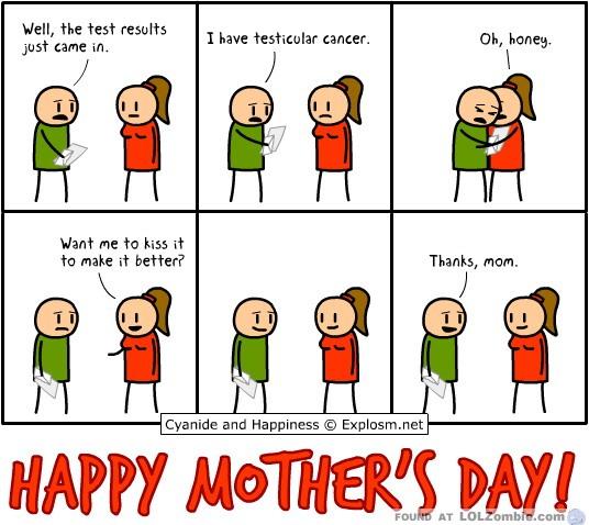 Mom's Kiss