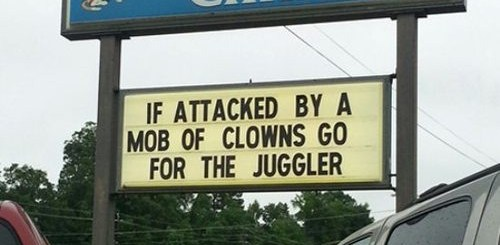 Clown Attack