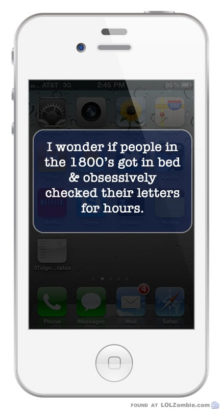 1800s iPhone