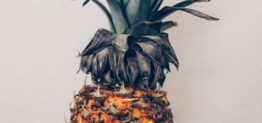 Carved Pineapple