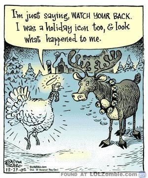 Turkey Reindeer