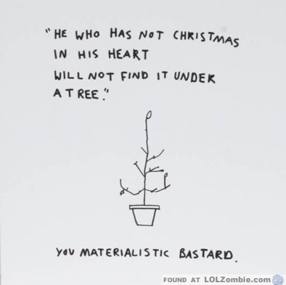 christmas bastard