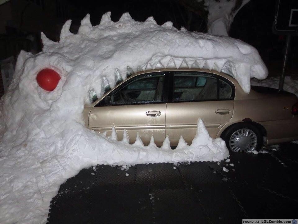 Snow Monster