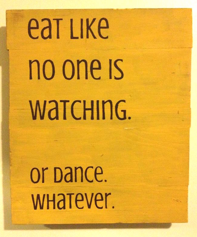 Eat and Dance