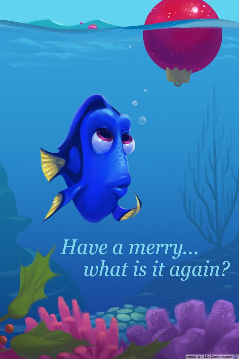 Dory Christmas Memory