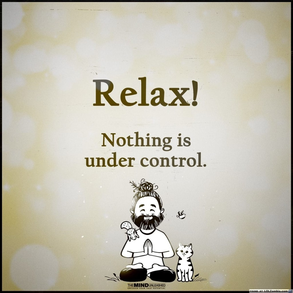 Relax - Chaos