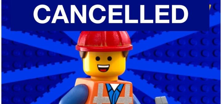 Everything's Canceled - Lego