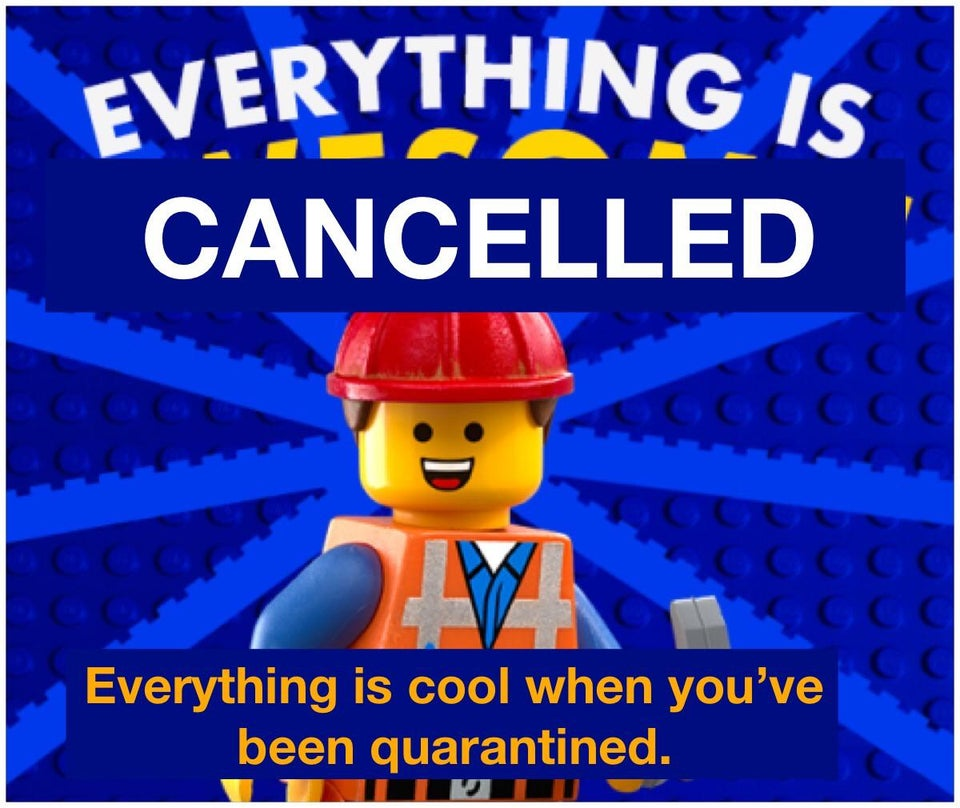 Everything is (awesome) Canceled