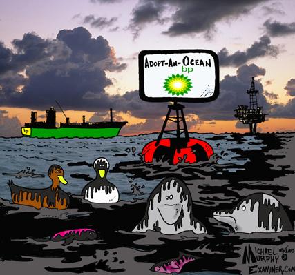 BP Adopts Ocean