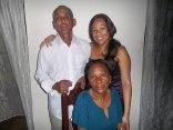Ariet y sus padres