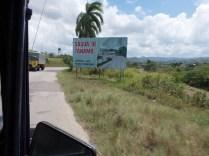 Entrada de Sagua de Tánamo