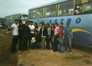 Foto llegada a Sagua 3
