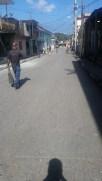 Calle Benigno Ferié entre Martí y Maceo