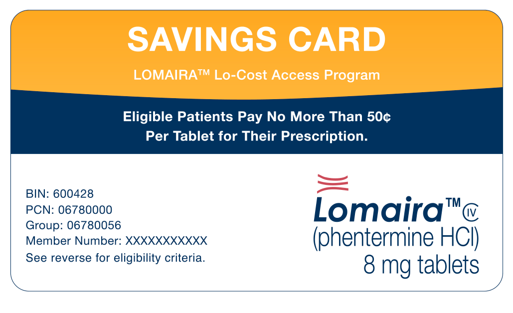 What is Lomaira™?   Weight-management