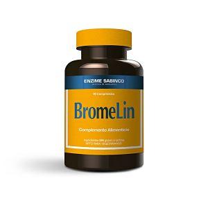 Bromelín - Enzime Sabinco - 90 comprimidos