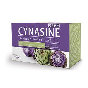 Cynasine Detox - Dietmed - 20 ampollas