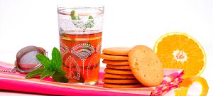 Galletas de naranja- SikenDiet - Método DietLine - 15 galletas