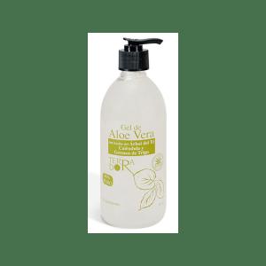 Gel Aloe Vera y Árbol de Té - Derbós - 500 ml