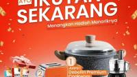 Lomba Kreasi Kewpie 300g Berhadiah Premium Cookware, Blender dll